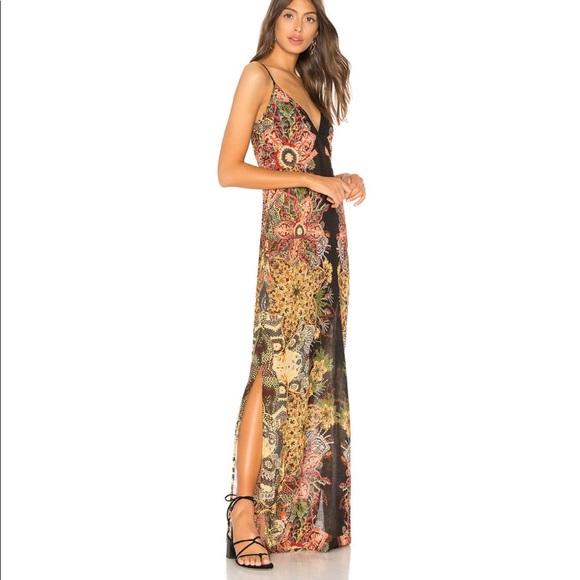 31ce16a8 Free People Dresses | Nwt Wildflower Printed Slip Dress Xs | Poshmark